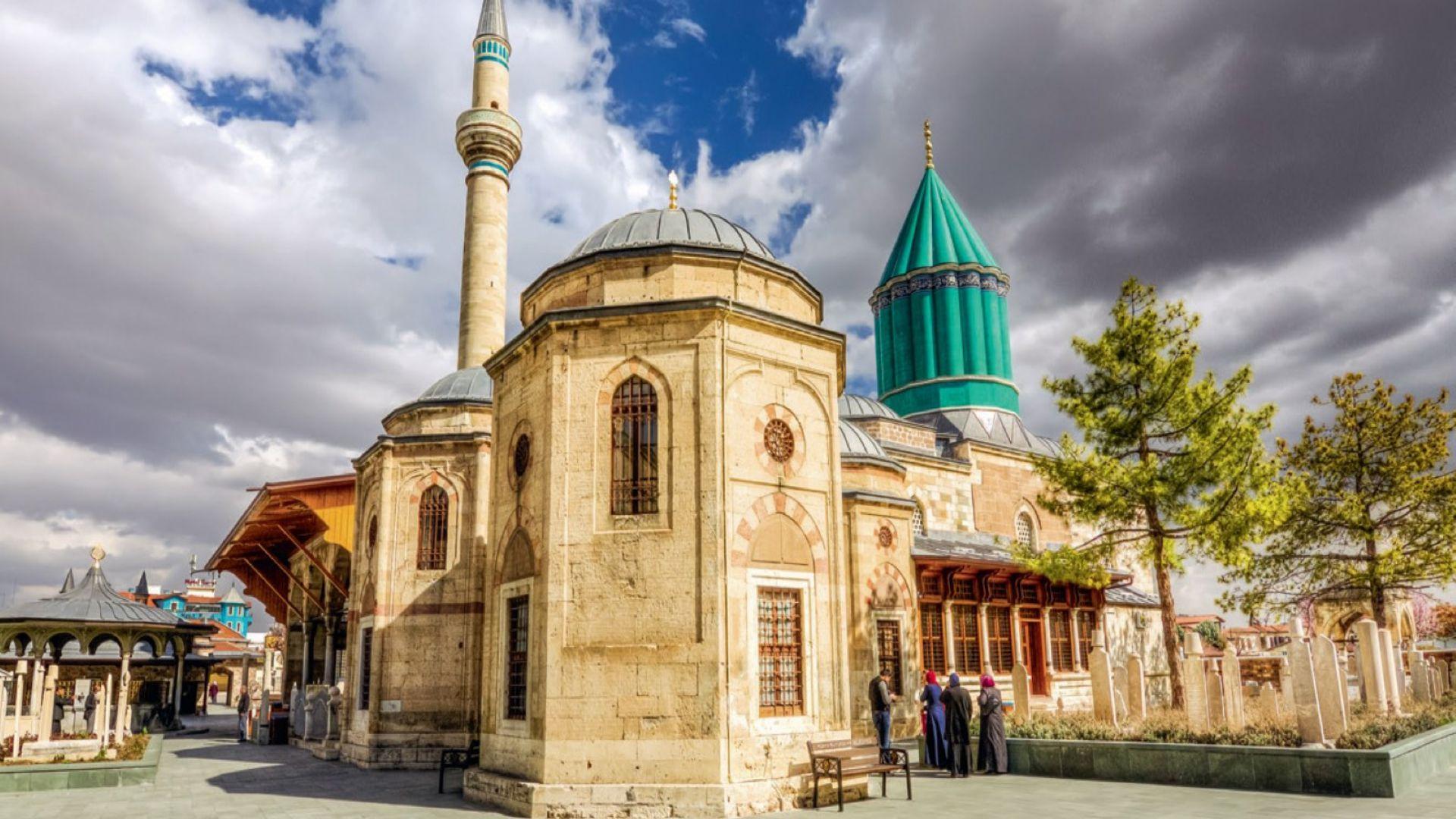 Konya Daily Tour From Cappadocia